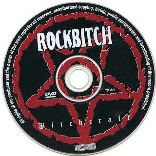 Jolly Joker`s Ohrenbalsam: ROCKBITCH, LIVE IN AMSTERDAM, DCD, 1997