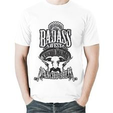 Camiseta Made In Lida Badaswest Pancho Bull
