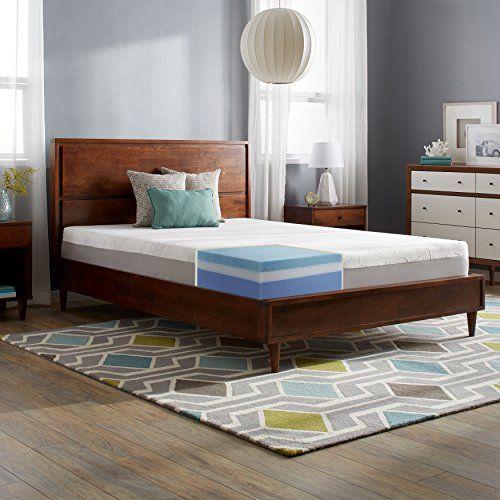 Slumber Solutions Choose Your Comfort 10 Inch Twin Size Gel Memory Foam Mattress Soft Plush Bedroom Furniture 3 Pinterest Body Oils Sephora And Make