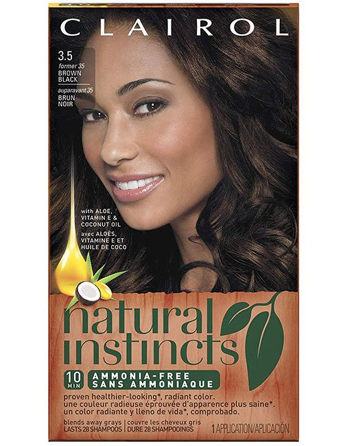 9 Best Demi Permanent Hair Colors To Try In 2020 Permanent Hair Color Clairol Natural Hair Color