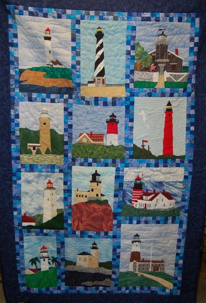 Quilting Lighthouse Patterns : Pinterest The world s catalog of ideas
