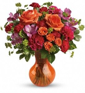 Teleflora's Fancy Free Bouquet: