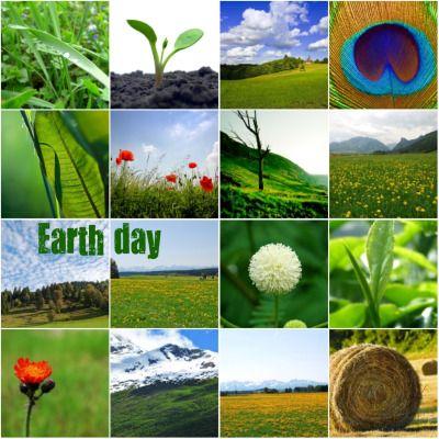 per il LIBRO - 10 cambiamenti da fare per il giorno della terra, earth day