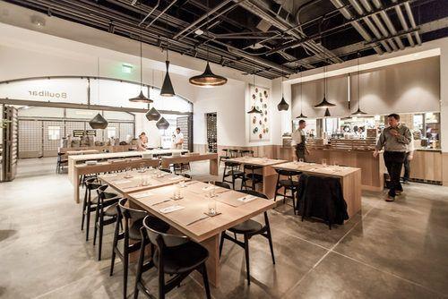 Bouli Bar, A Ferry Building Sequel - Eater Inside - Eater SF