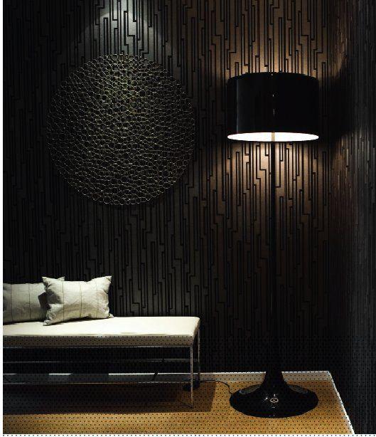 Black Interior Design Ideas | Shelterness:
