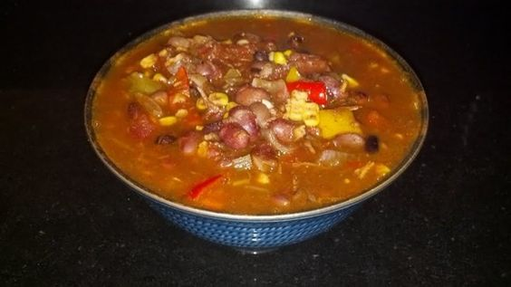 Fiesta Bean & Chicken Soup - New Canaan, CT Patch | Recipes-Soup ...
