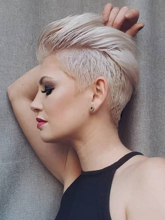 19 Cute Short Hair Styles For Women You Should Try Now In 2020 Short Hair Styles Pixie Short Hair Styles Girls Pixie Haircut