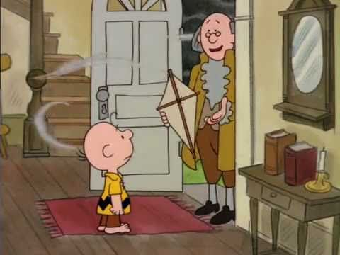 Charlie Brown Constitution video