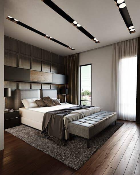 55 Cozy Master Bedroom Ideas 2020 For Your Inspiration Dovenda In 2020 Modern Master Bedroom Design Ceiling Design Bedroom Master Bedroom Design
