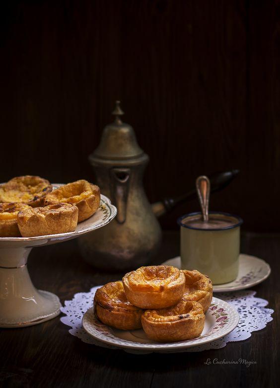 Pastéis de Belém o pasteles de nata portugueses