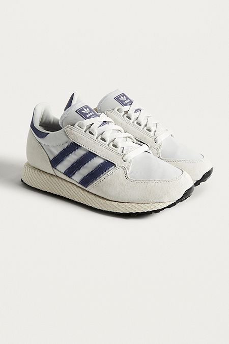 adidas Originals Baskets Forest Grove Crystal blanches