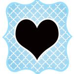 Blue_Black Heart