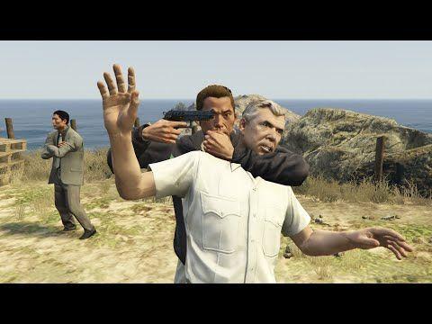 Secuestran Al Capitán Gta V Online Youtube Gta Secuestro Gta 5