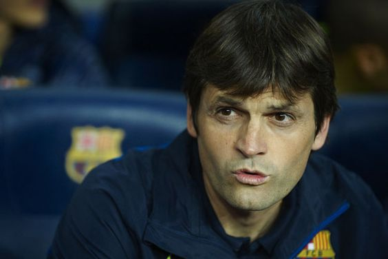Tito Vilanova mantendrá en Barcelona su lugar: Sandro Russell