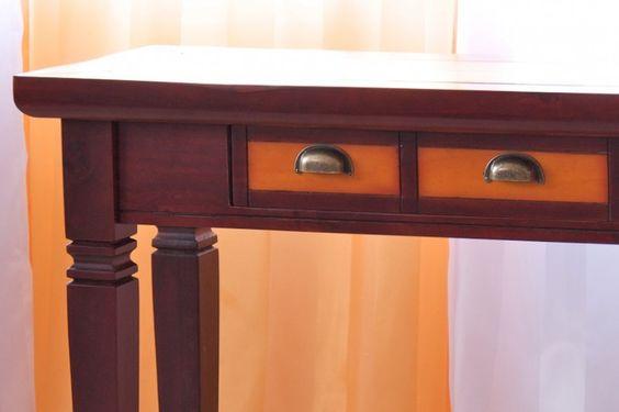 Beistelltisch Java Pinie Massiv Holz Moebel Tisch Wohnzimmertisch Kolonial
