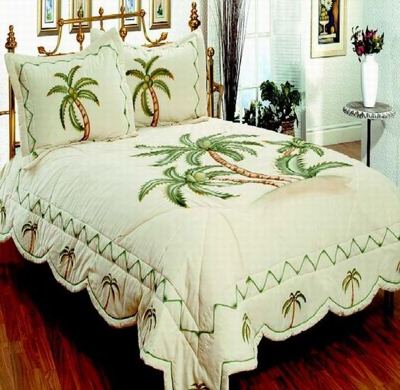 Trees Quilt And Quilt Sets On Pinterest