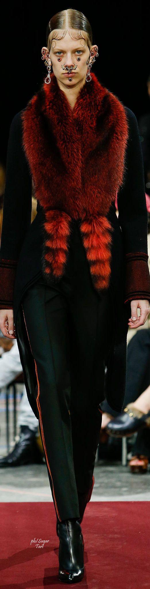 Givenchy Fall 2015 RTW