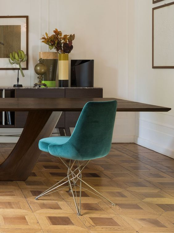 Gepolsterter Stuhl ATHENA by Arketipo Design Mauro Lipparini