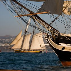 Sail with mom on Mother's Day.