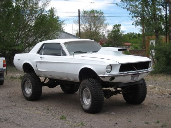 Off Road Mustang Mustang Pinterest Cars And Ford
