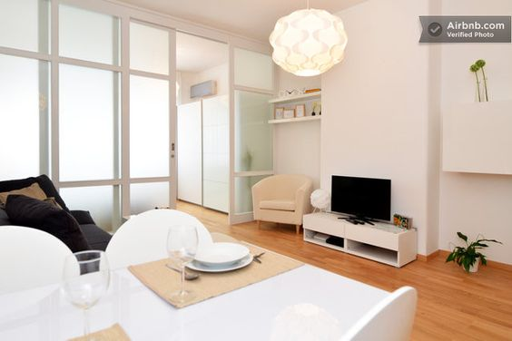 Bright and cozy living room ideal for rest after long day of sightseeing in Zagreb
