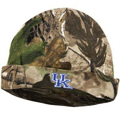 Kentucky Wildcats Infant Realtree Camo Knit Beanie