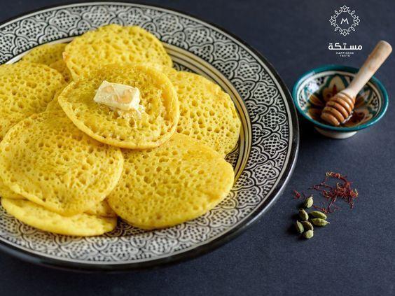 How To Prepar Moroccan Pies Al Baghreer Moroccan Food Moroccan Cuisine Delicious Desserts