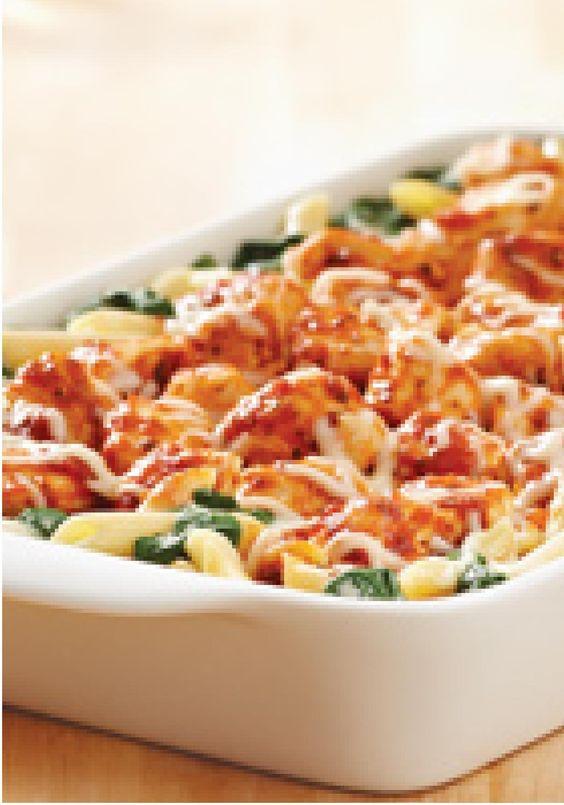 florentine pasta casserole cheesy chicken casseroles pasta spinach ...