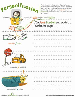 Collection of Hyperbole Worksheets 5th Grade - Sharebrowse