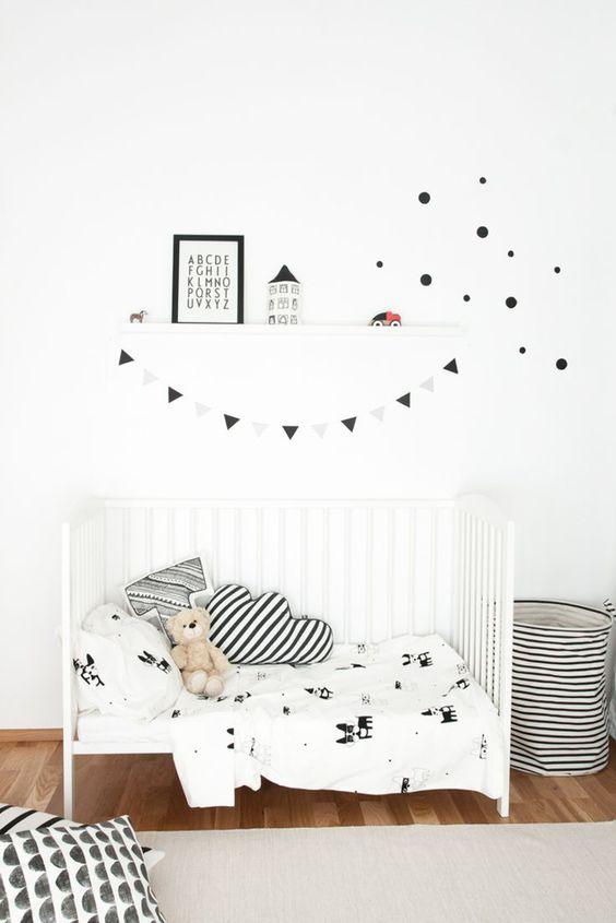 habitacion-bebe-infantil-nordica-scandinavian-monochrome-nursery