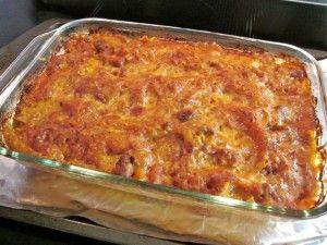 tomato sausage lasagna | savory | Pinterest | Sausage Lasagna, Lasagna ...