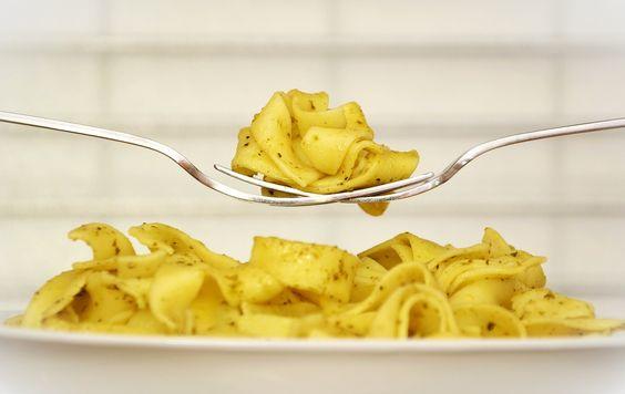 Comer pastas y adelgazar. Trucos para volverlo posible