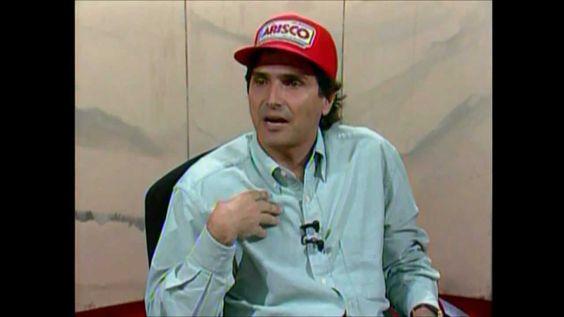 Nelson Piquet Entrevista do Século no MrChato27 - PARTE 4