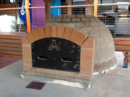 Dale Gallery The Melbourne Fire Brick Company Brick Companies Brick Pizza Oven Outside