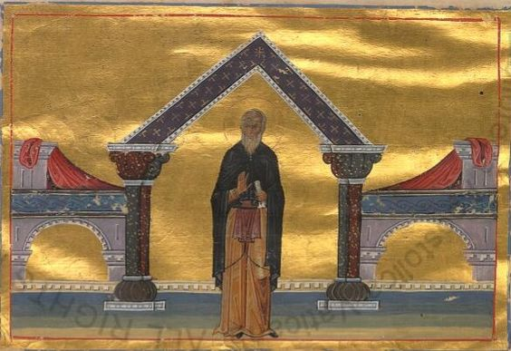 Venerable Thalelaeus, Hermit of Syria