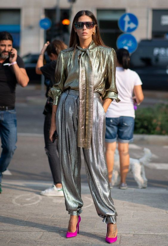 Milan Fashion Week SS19: All The Seriously On Point Street Style Looks - Female