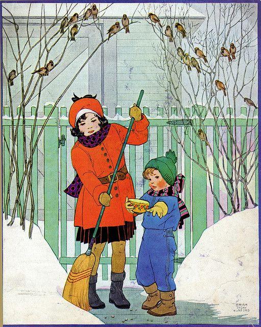 Vintage Snow Babies 27