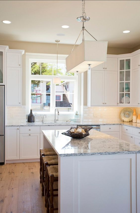 kitchen Inspiring beach house kitchen Design! #beachHouse #kitchen