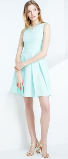 Darling kate spade dress in mint