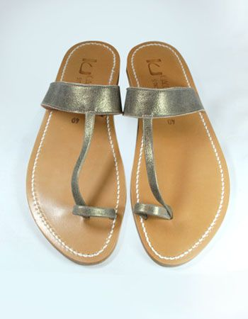 Abejas Boutique - K Jacques Diane Sandals Vela