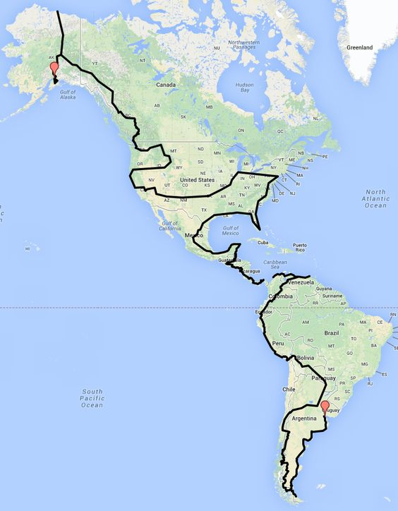 Map, Route, Overland, Motorcycle, BMW F800GS