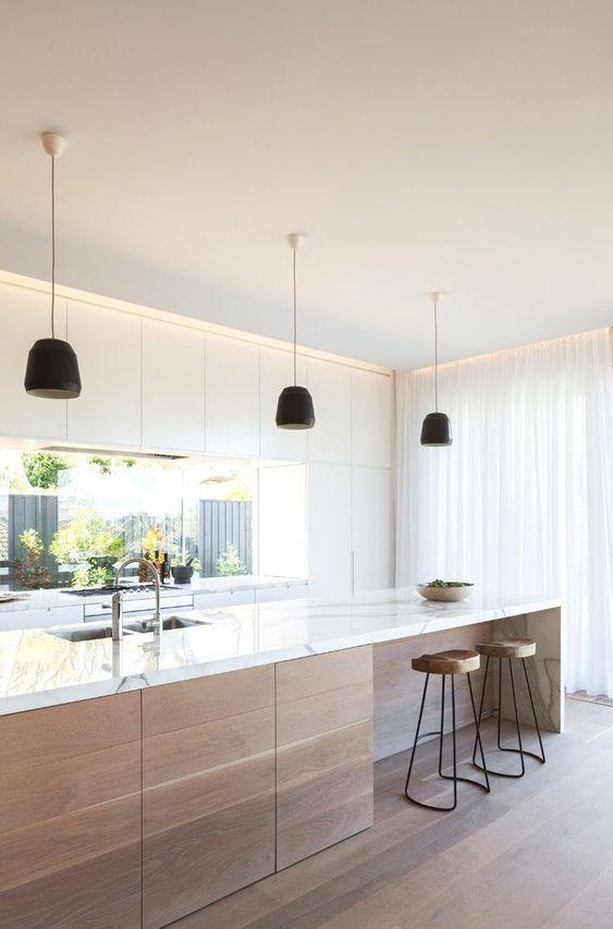 Astonishing Scandinavian Kitchen Ideas For Stylish Look Scandinavian Kitchen Design White Modern Kitchen Contemporary Kitchen
