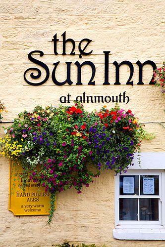 Sun Inn at Alnmouth, Northumberland