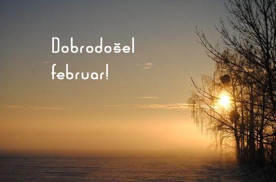 Horoskop in pomembni datumi v februarju 2018