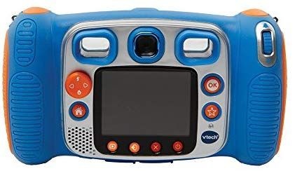 Vtech 507103 Kidizoom Duo 5 0 Playset Blue Amazon Co Uk Toys Games Kids Digital Camera Vtech Best Digital Camera