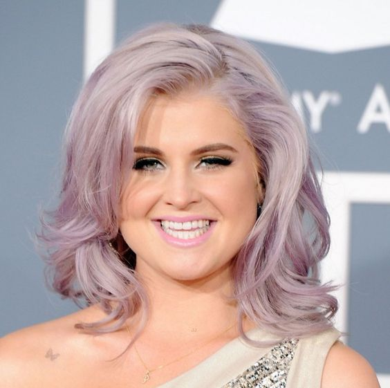 Pastel Hair - Lilás/Lavanda