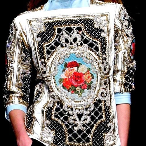 Balmain Collections Fall/Winter 2012