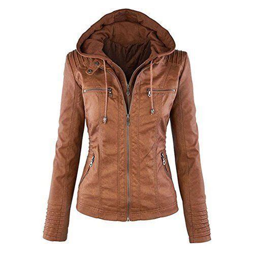 veste femme printemps marron