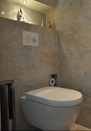 natuurlijke wc inrichting met hout - Google zoeken  woning ...