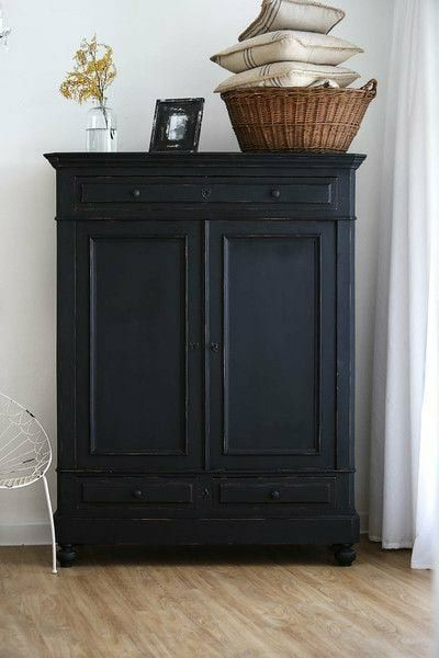 Pin By Katarina On Livingroom Vintage Bedroom Furniture French Cupboard Vintage Chest Of Drawers